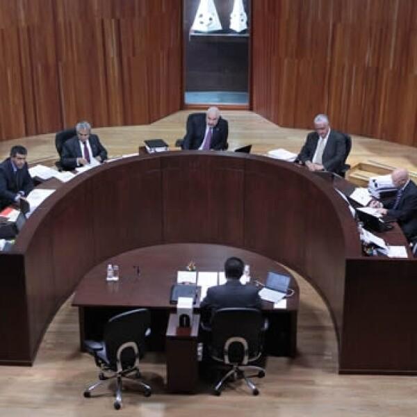 Tribunal Electoral protesta 5