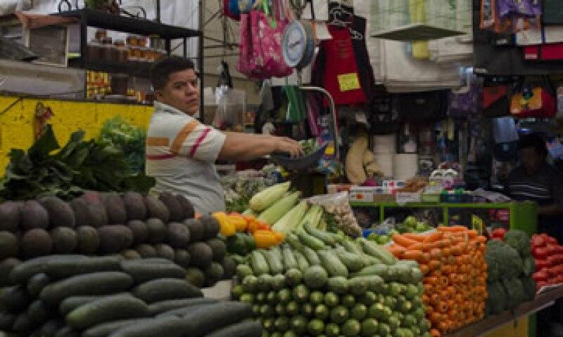 El 45% de los negocios activos en México se dedicaban al comercio, según el INEGI. (Foto: Cuartoscuro )
