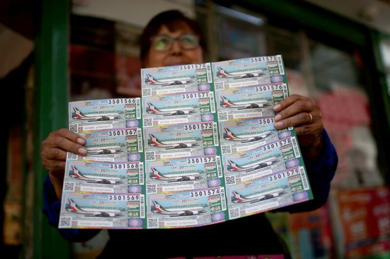 Cachito de lotería
