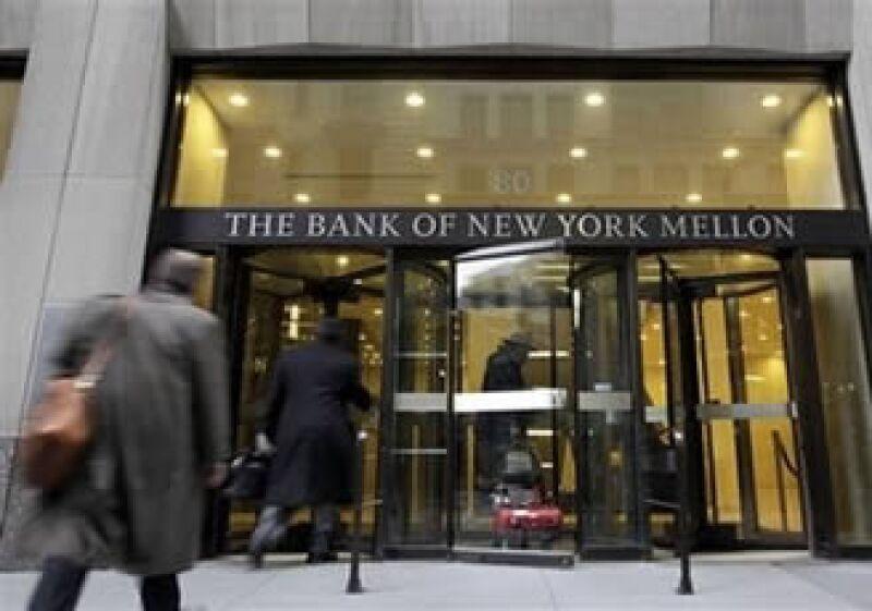 El banco custodia más de 20 billones de dólares en activos de otros bancos e inversionistas. (Foto: AP)