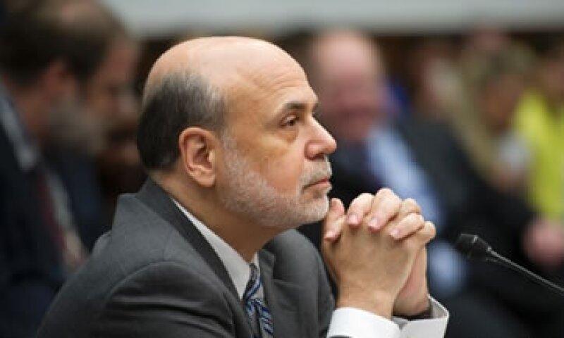 Ben Bernanke tranquilizó a los mercados al decir que la Fed tendrá una política acomodaticia sobre el programa de estímulos. (Foto: Cortesía de Fortune)