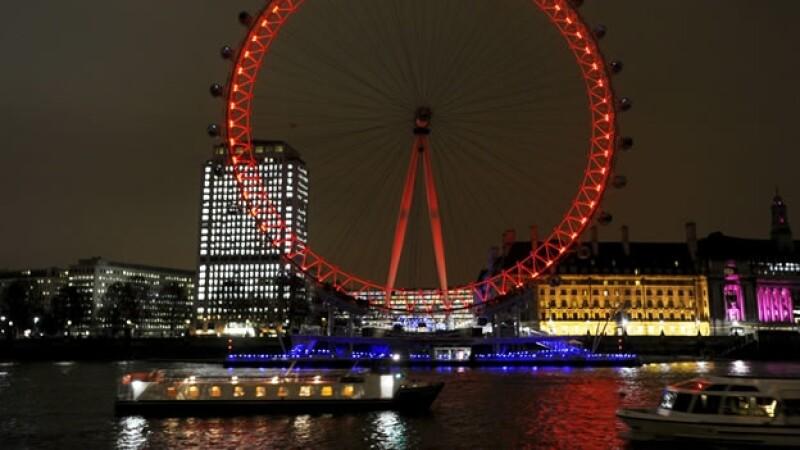 Londres participa en el día contra el sida
