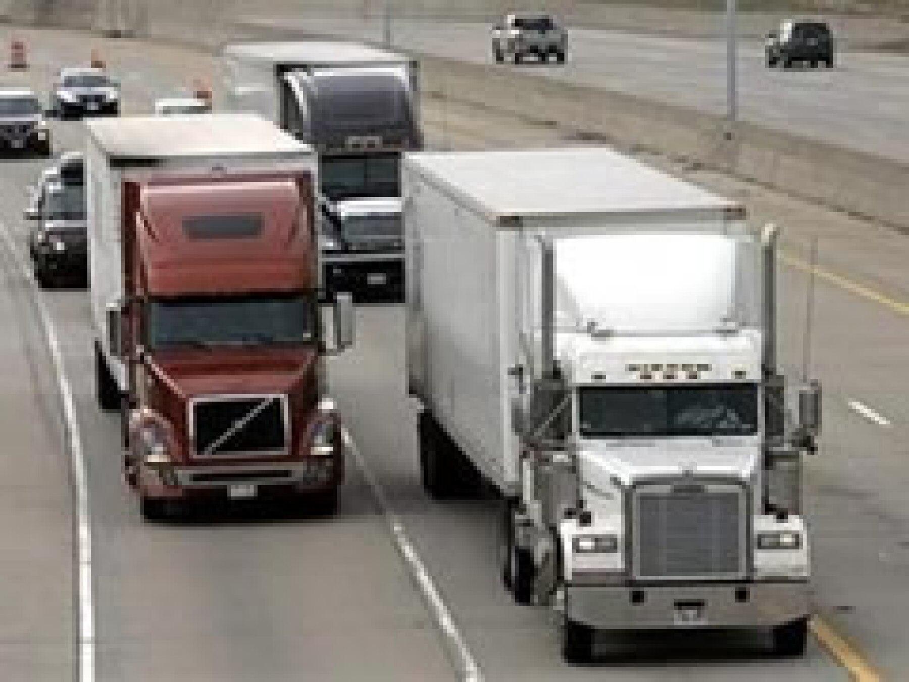 Desde el 11 de marzo de 2009, los camiones mexicanos dejaron de circular por territorio de Estados Unidos. (Foto: Reuters)
