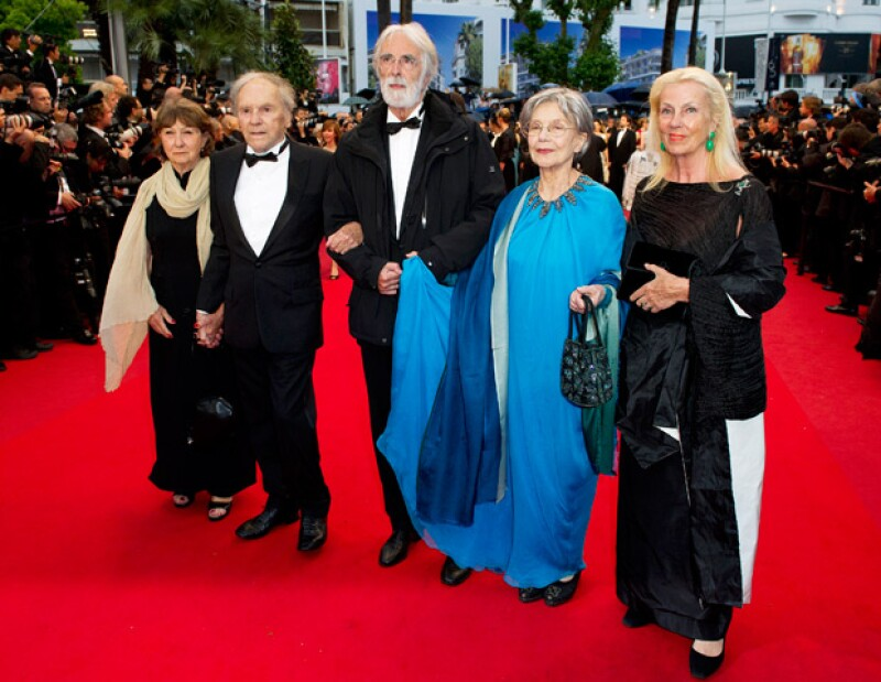 El filme, del director austriaco Michael Haneke, ganó el principal premio del festival más importante del mundo,