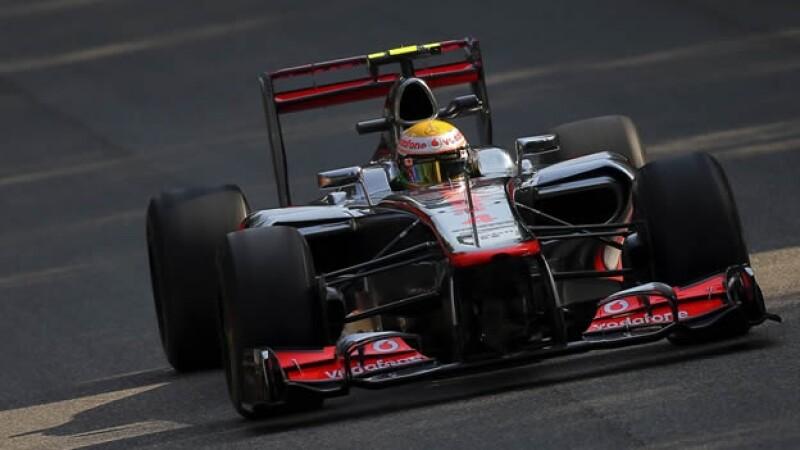 Lewis Hamilton calificación Italia