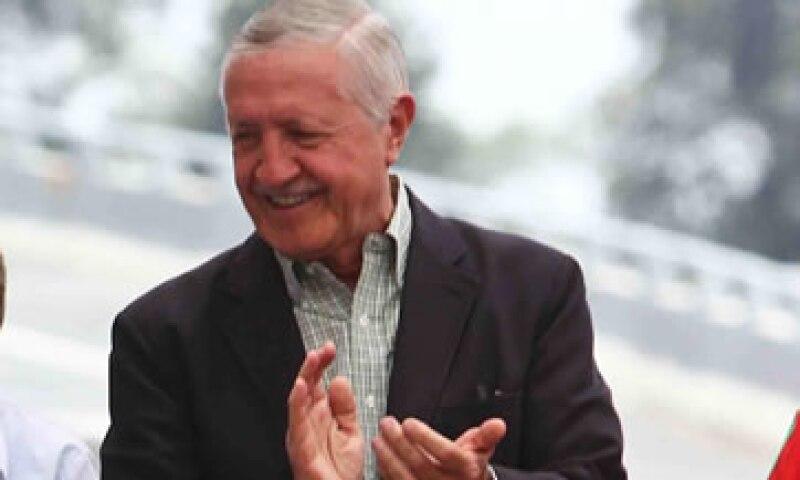 José Andrés de Oteyza, presidente del Consejo de OHL, sostuvo que las grabaciones pretenden desprestigiar a la empresa. (Foto: Cuartoscuro )