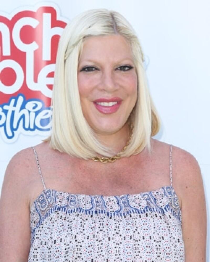 La actriz fue internada debido a una complicación por la cesárea que le practicaron.