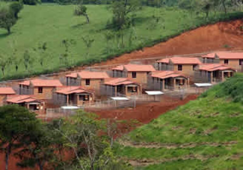 Nuevo Juan de Grijalva será habitado por pobladores que pertenecían a distintas comunidades. (Foto: Cortesía Gobierno del Estado de Chiapas)