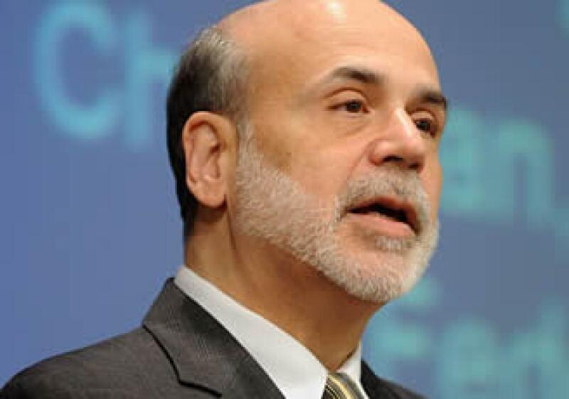 Ben Bernake revisará los planes de flexibilización cuantitativa para buscar convencer al Banco Central de darles tiempo. (Foto: Fortune)