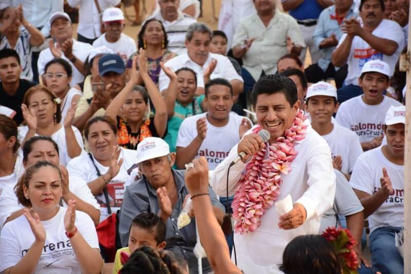 Los maestros de la CNTE acordaron dar su voto a favor de los abanderados de Morena en Oaxaca, entre los que está Salomón Jara Cruz, quien busca la gubernatura.
