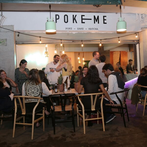 Inauguración Poke-Me