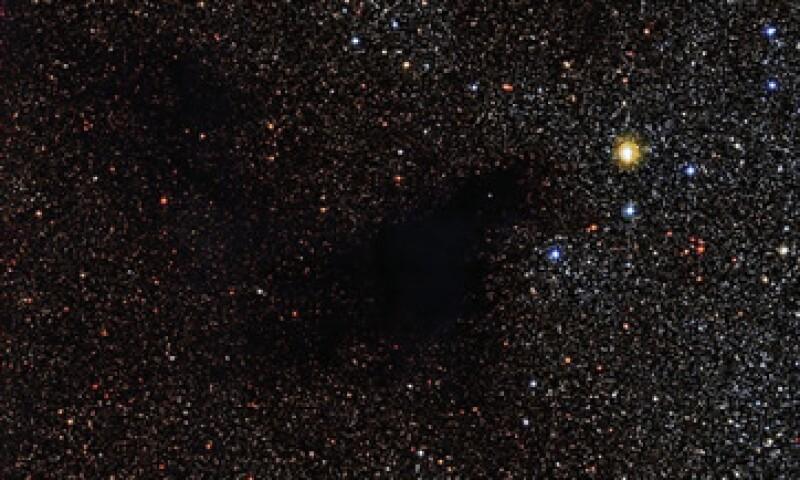 Una nebulosa oscura que representa entornos más fértiles para la formación de estrellas (Foto: Observatorio del Sur de Europa )
