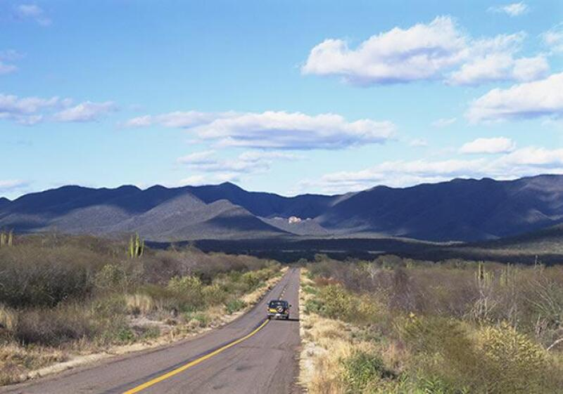 Carretera Sierra Madre Oriental