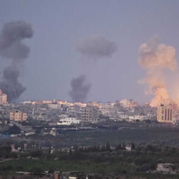 Gaza - Israel ataques 3