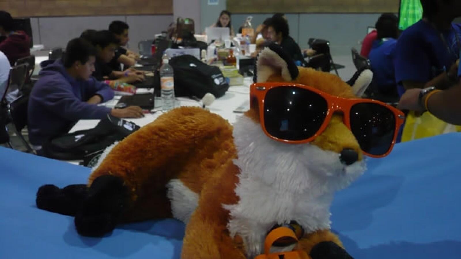 ambiente en campus party