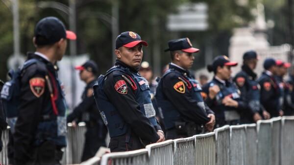 Secretaría de Seguridad Ciudadana detuvo a un menor.