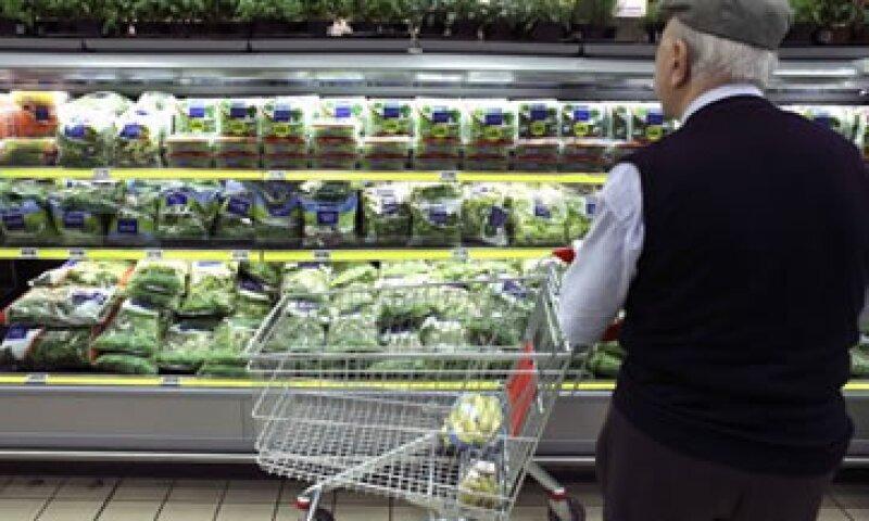 El Foro de Respuesta Rápida se reunirá en octubre para tomar medidas sobre los precios de los alimentos. (Foto: Reuters)