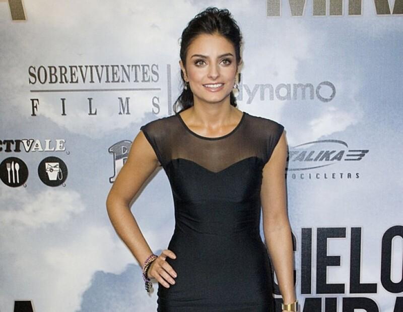 Ashlyn Derbez admira la sensibilidad y talento de Alessandra Rosaldo.