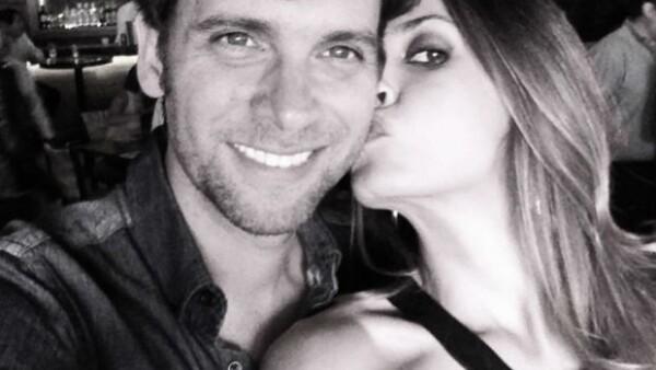 La conductora encontró al amor de su vida en Patricio Borghetti, pero admite que aunque hay planes de formar una familia, el matrimonio es algo que no les interesa.