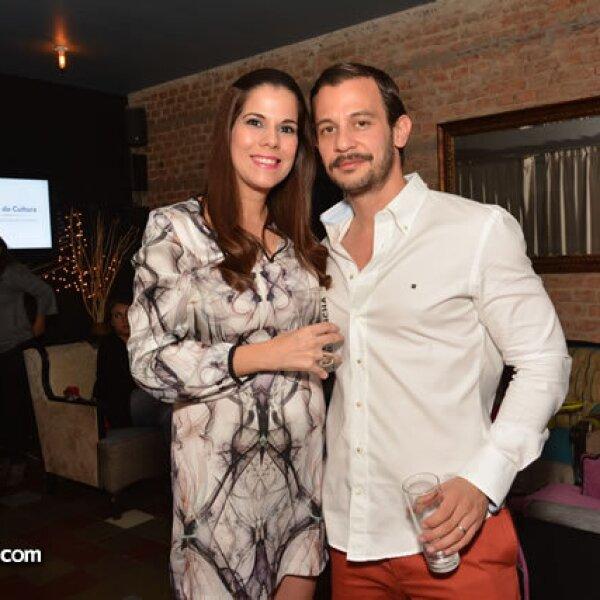 Fabiola y Alex Cárdenas