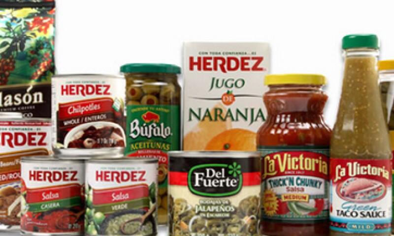 La empresa reportó un crecimiento del 24% en sus ganancias del tercer trimestre. (Foto: Tomada del sitio www.grupoherdez.com.mx )