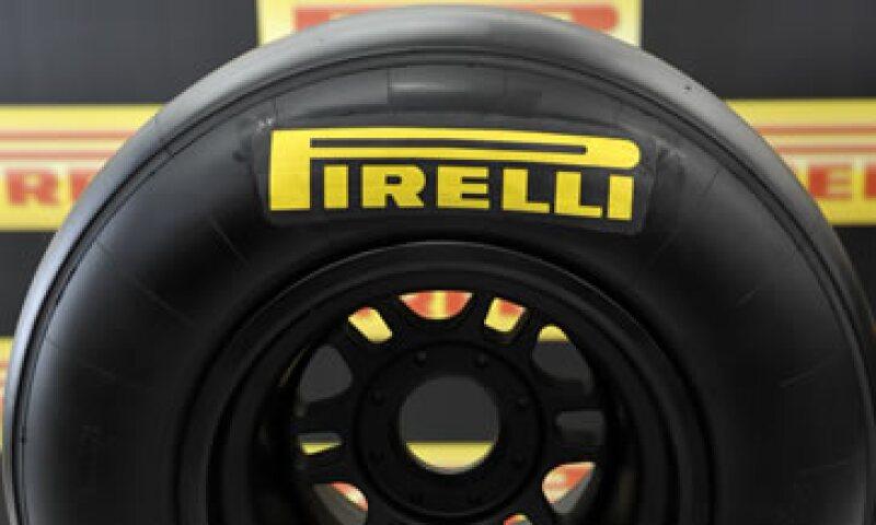 ChemChina prevé retirar de Bolsa a Pirelli. (Foto: AFP )