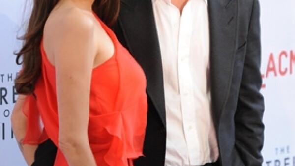 La popular pareja de actores tuvo que mudarse con todos sus hijos al país europeo Malta, debido a las filmaciones de la nueva película de Pitt.