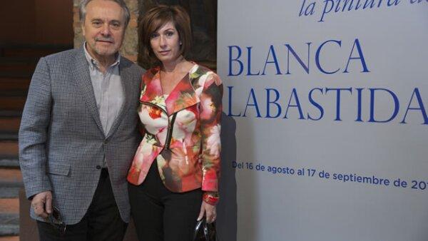 Carlos Senent y Blanca Conesa Labastida
