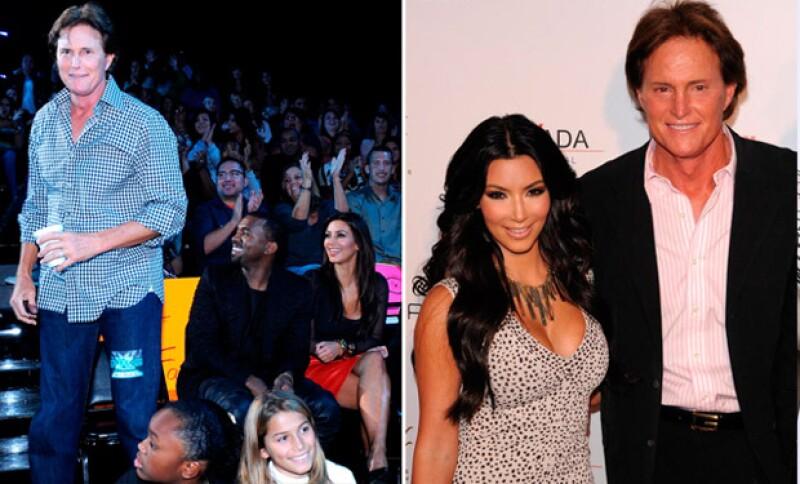 Kim y Kanye se mostraron muy comprensivos con este paso de Bruce.