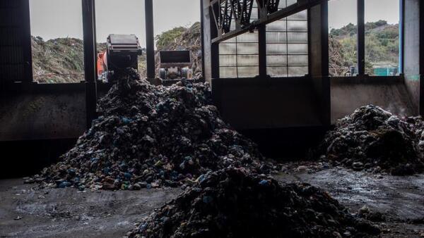 China residuos