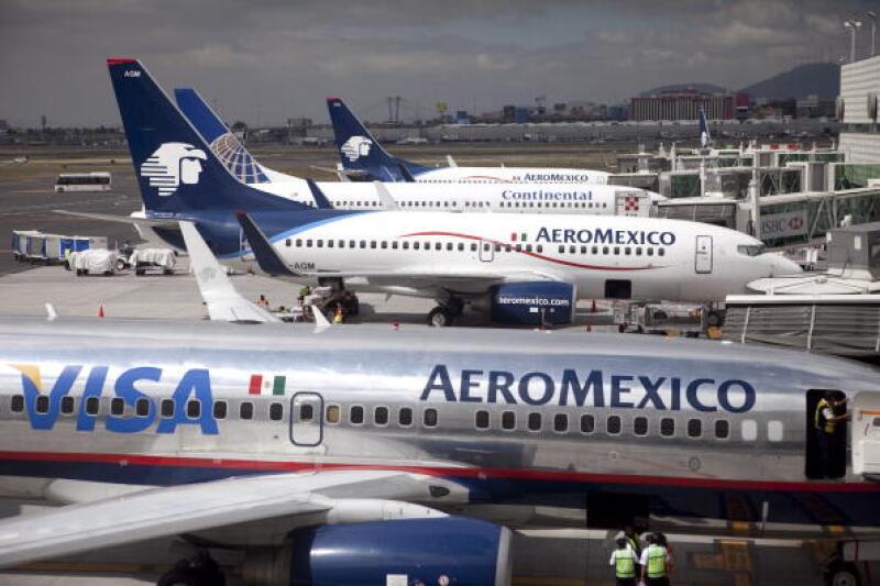 Con esta ratificación se abre el camino para una alianza entre Delta y Aeroméxico.
