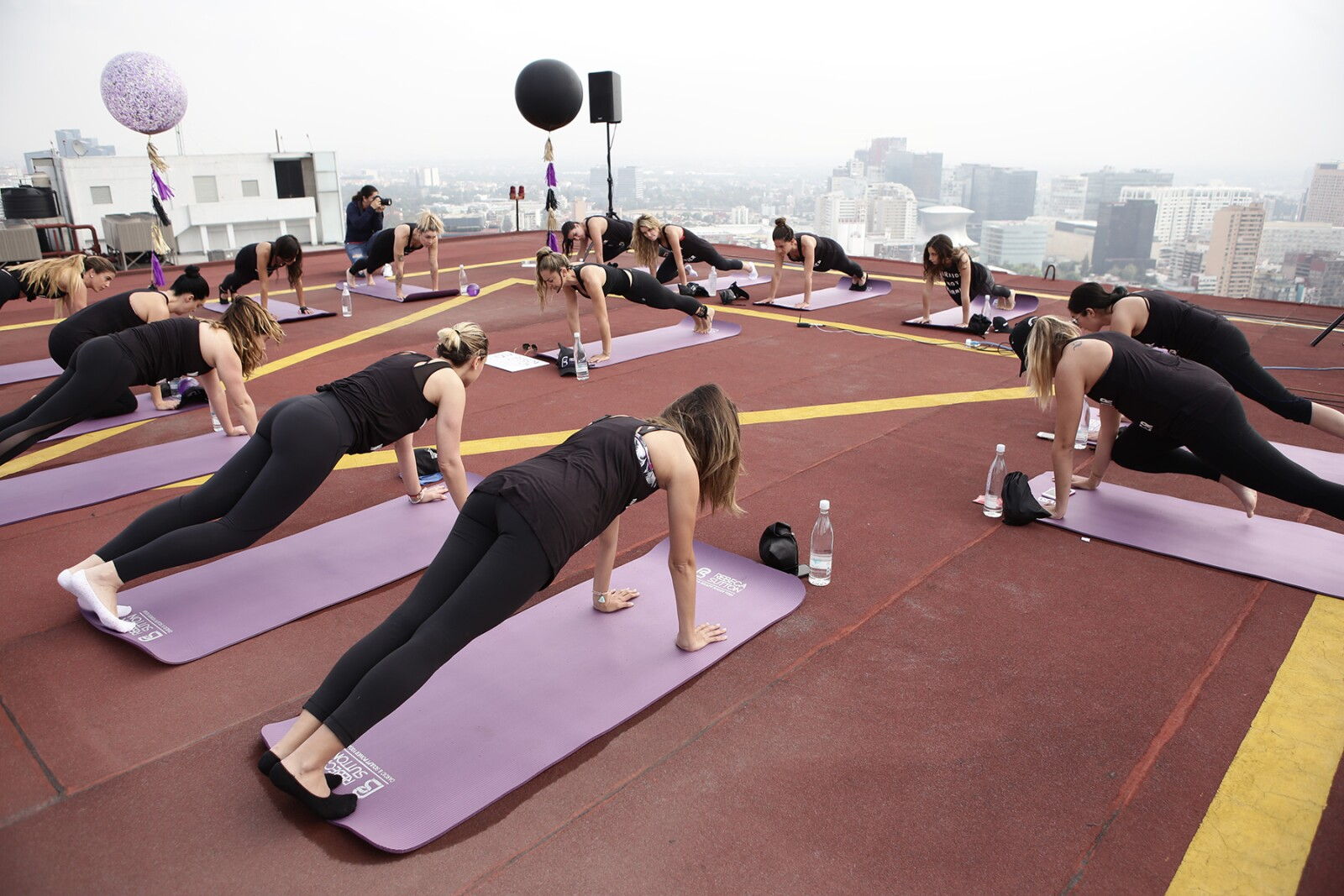 Clase de Core Power Cardio & Sculpt de Dynatraining