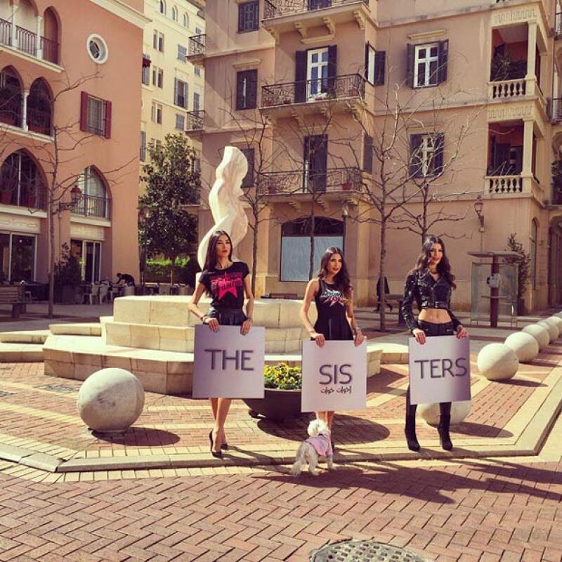 Las hermanas Abdul Aziz incluso tienen su propio reality show llamado The Sisters.