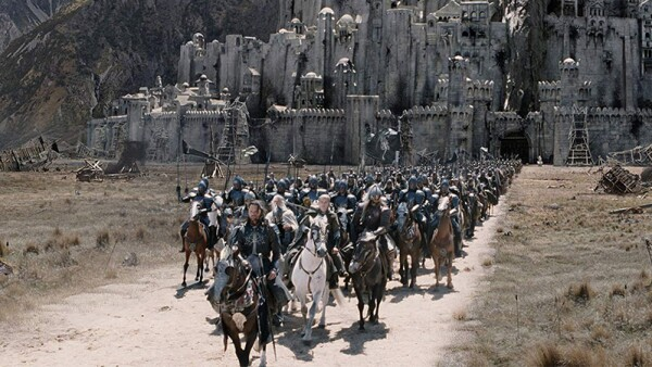 The Lord Of The Rings (New Line Cinema)