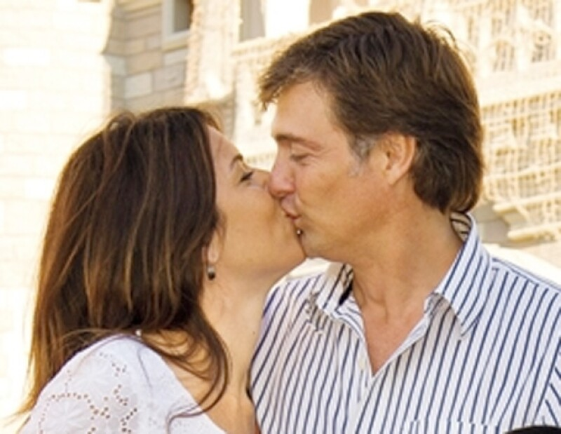 El actor, quien tendrá un receso en su carrera, reveló que la estabilidad en su vida de pareja se debe al amor y a la lealtad.