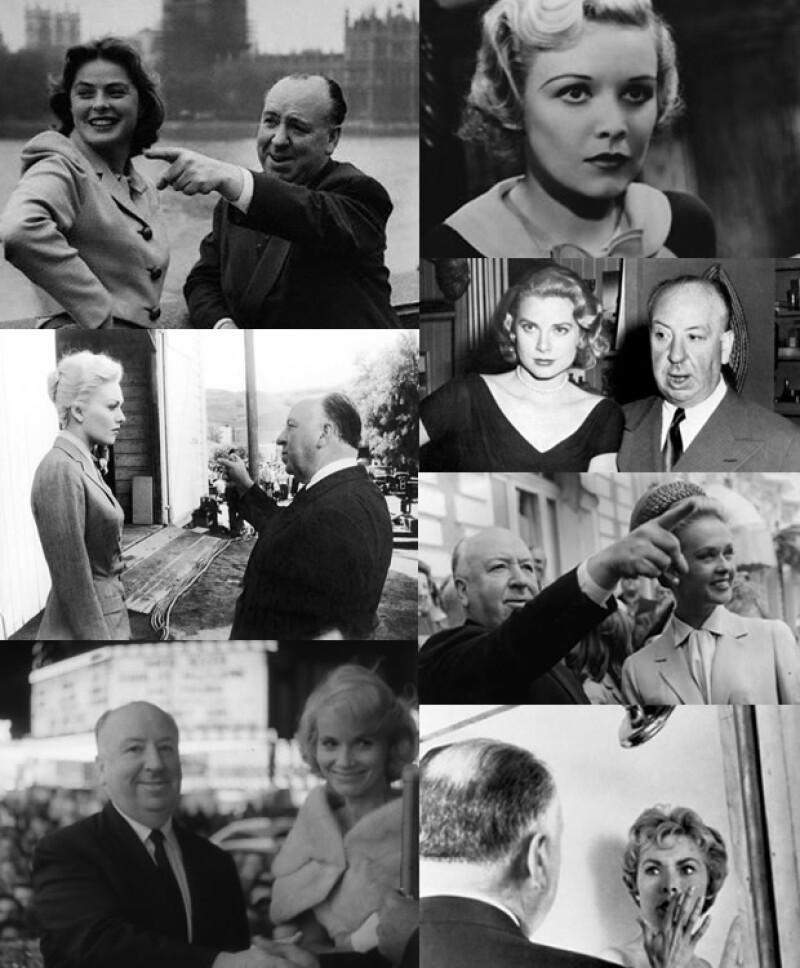 Las rubias de Alfred Hitchcock.