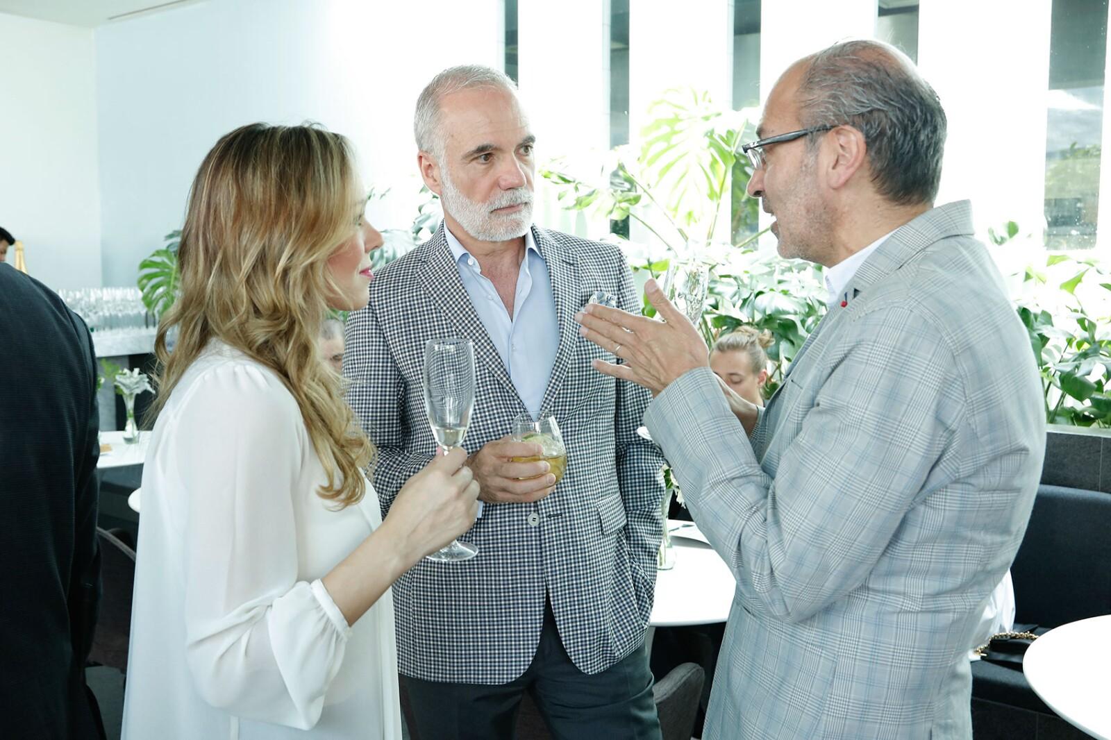 Brunch de inauguración de Luxury Lab