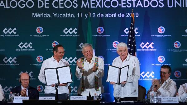 Foro Diálogo de CEOS México-Estados Unidos