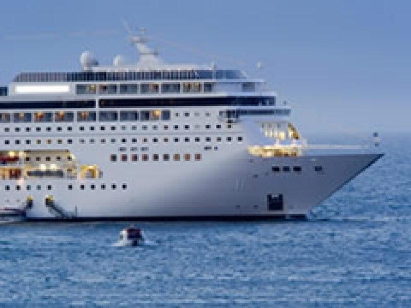 Los cruceros resienten la crisis económica y de la influenza humana (Foto: Archivo)