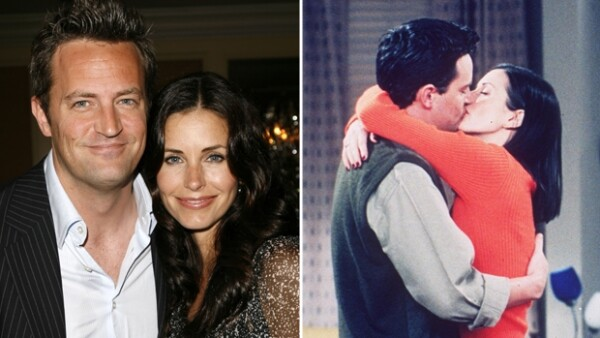 Matthew Perry y Courteney Cox, ex `Friends´, aparecerán juntos en pantalla, luego de que el primero invitara a su compañera a participar en su serie `Go on´.