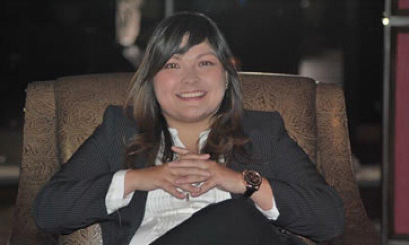 Al comenzar BSI Capital, Alejandra Paredones se enfrentó con algunos obstáculos por ser joven y mujer.  (Foto: BSI Capital)