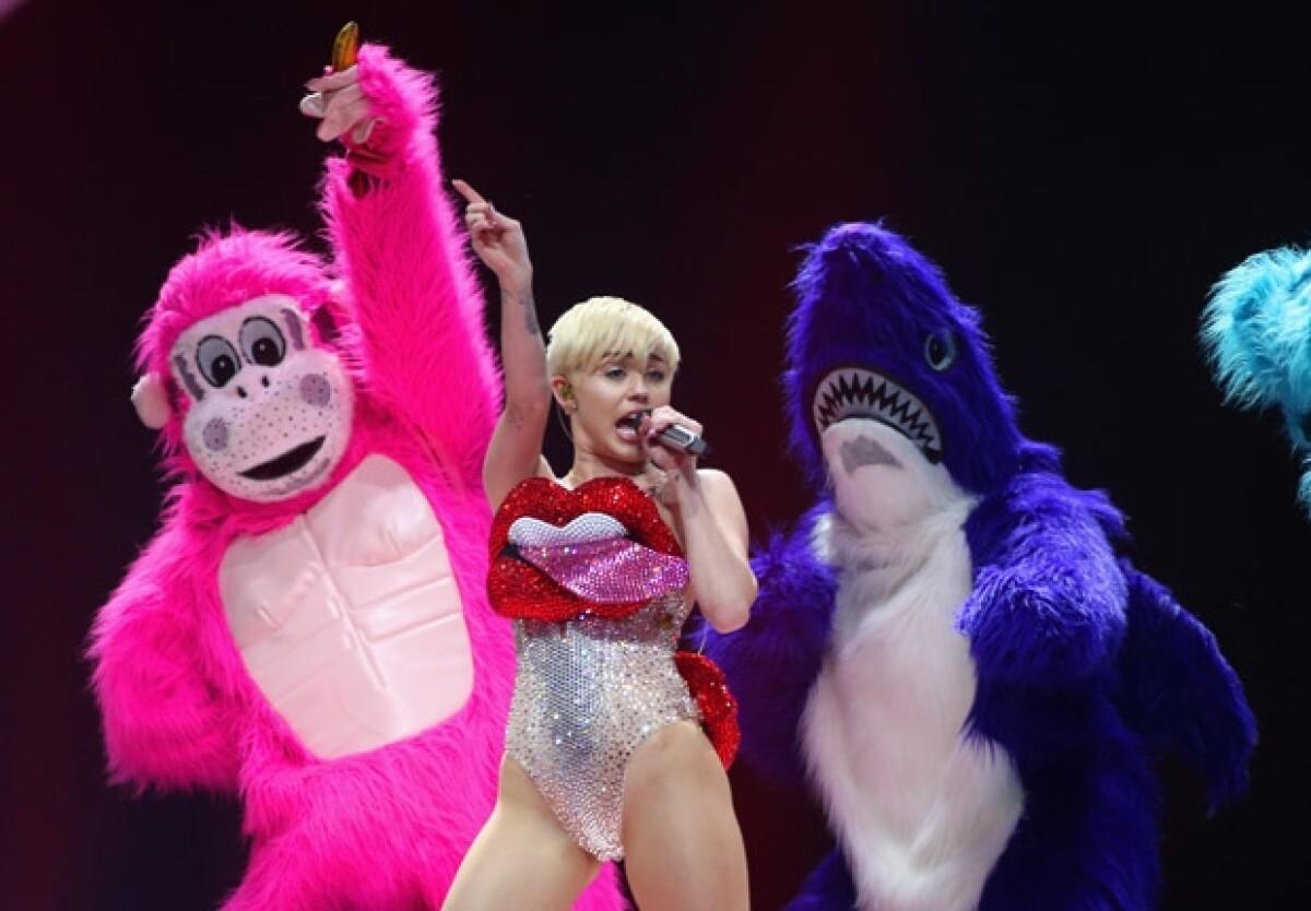 Vetan a Miley Cyrus de República Dominicana