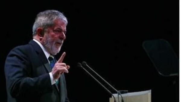 El presidente brasileño Luiz Inácio Lula da Silva dijo que falta mucho para superar el problema climático. (Foto: Reuters)