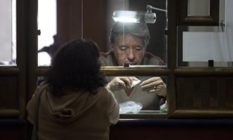 Profeco ha sancionado a 18 establecimientos prendarios. (Foto: Cuartoscuro)