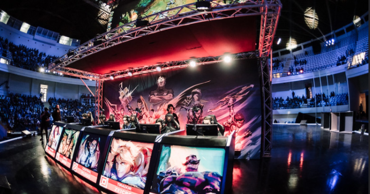 Tres mexicanos se juegan la final de League of Legends y un boleto a China