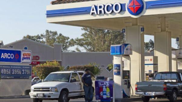 gasolinera marca Arco