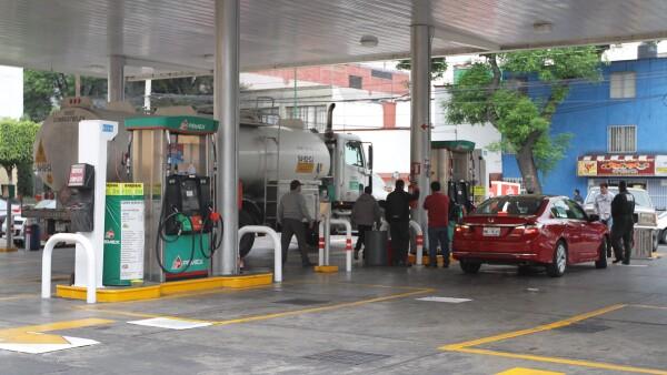Octavio Romero Pemex venta de gasolina