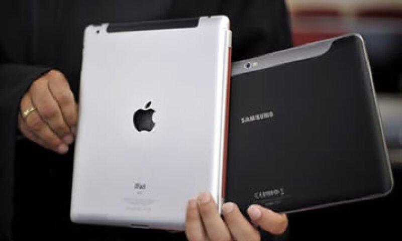 Se sabe que Apple tiene varios documentos parecidos que incriminan a Samsung.  (Foto: AP)