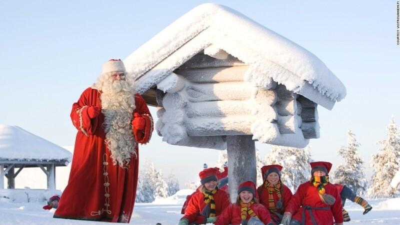 Como Decir Feliz Navidad En Holandes.Los Mejores 14 Destinos Para Pasar Una Feliz Navidad