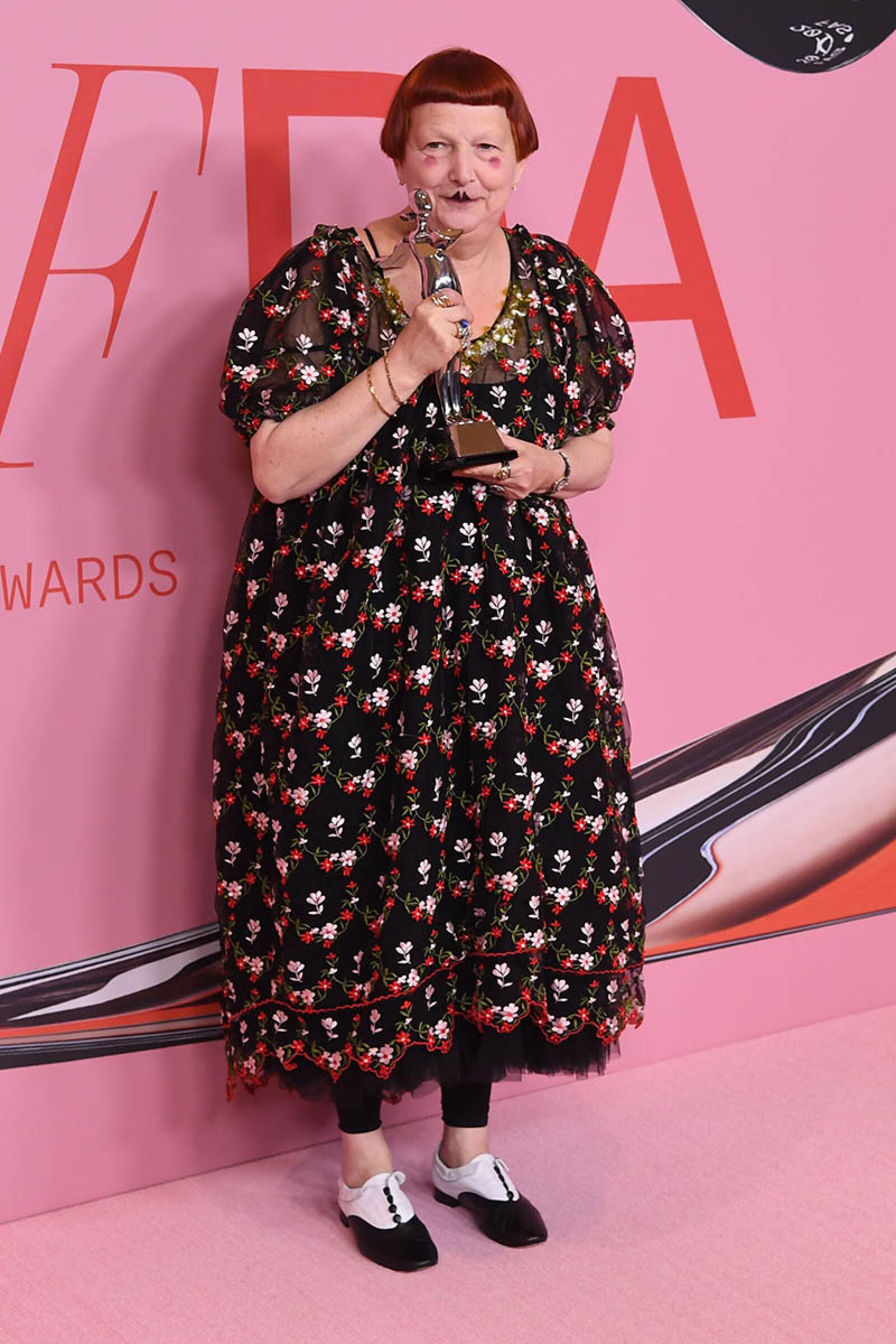 CFDA Fashion Awards, Winners Walk, Brooklyn Museum, New York, USA - 03 Jun 2019